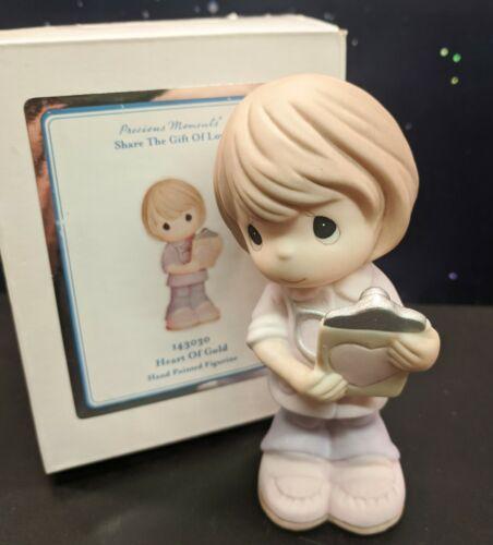 "Precious Moments 2014 ""Heart of Gold"" Nurse 143030 BRAND NEW in Box"