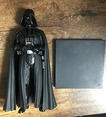 Kotobukiya Star Wars ARTFX Darth Vader Cloud City edition 1/10 scale Displayed