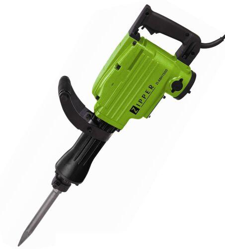 Zipper ZI-ABH1500 PROFI Abbruchhammer Stemmhammer Meißelhammer Schlaghammer