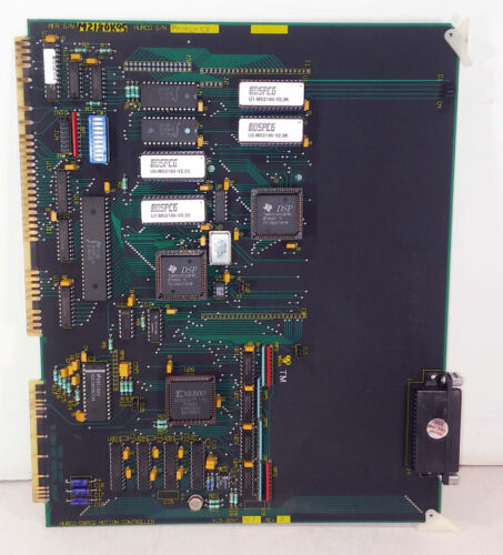 1 USED HUNCO 415-0247-001 PC BOARD MOTION CONTROLLER REV. D ***MAKE OFFER***