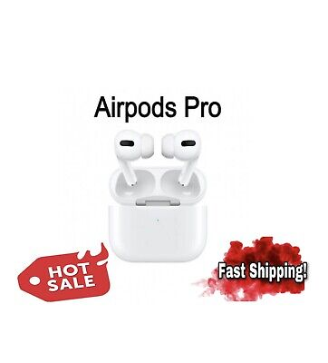BRAND NEW Apple AirPods Pro NEW Sealed White In-Ear Headphones