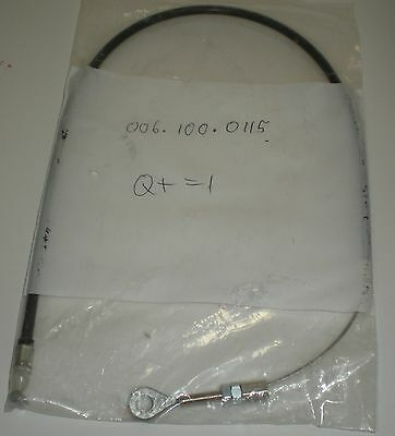 Hiab 006.100.0115 Truck Crane Sidedoor Handle Pullcable