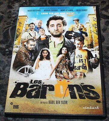 DVD - Les Barons - Film de Nabil Ben Yadir