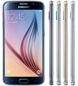 UNLOCKED-Samsung-Galaxy-S6-G920-Fido-Bell-Rogers-Telus-Warranty