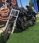 Harley wide glide Mundaring Mundaring Area Preview