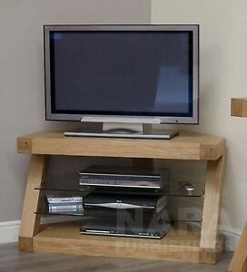 Zaria-solid-oak-designer-furniture-corner-television-stand-cabinet-unit