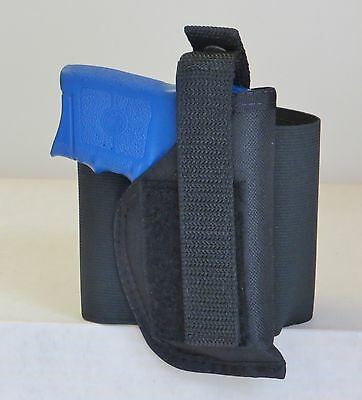 Ankle Holster for S&W Bodyguard 380 Pistol with or without Laser