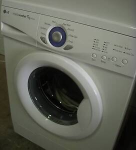 LG FRONT LOADER INTELLOWASHER WD8013F 7kg can deliver 30 WARRANTY Noosaville Noosa Area Preview