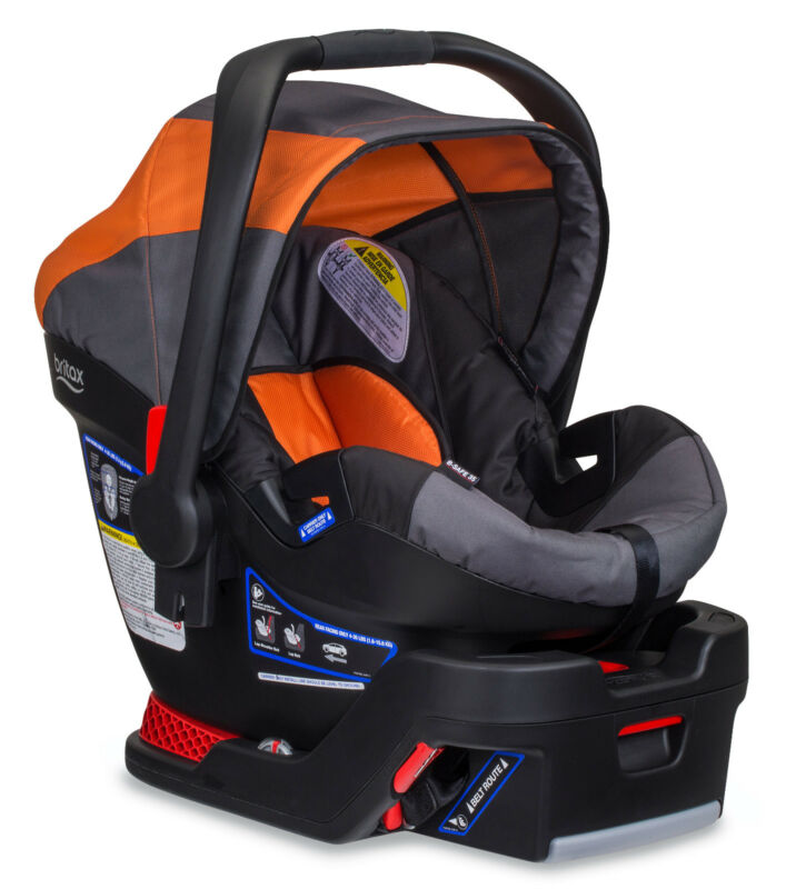 Bob / Britax B-Safe 35 Infant Car Seat in Canyon Brand New!!