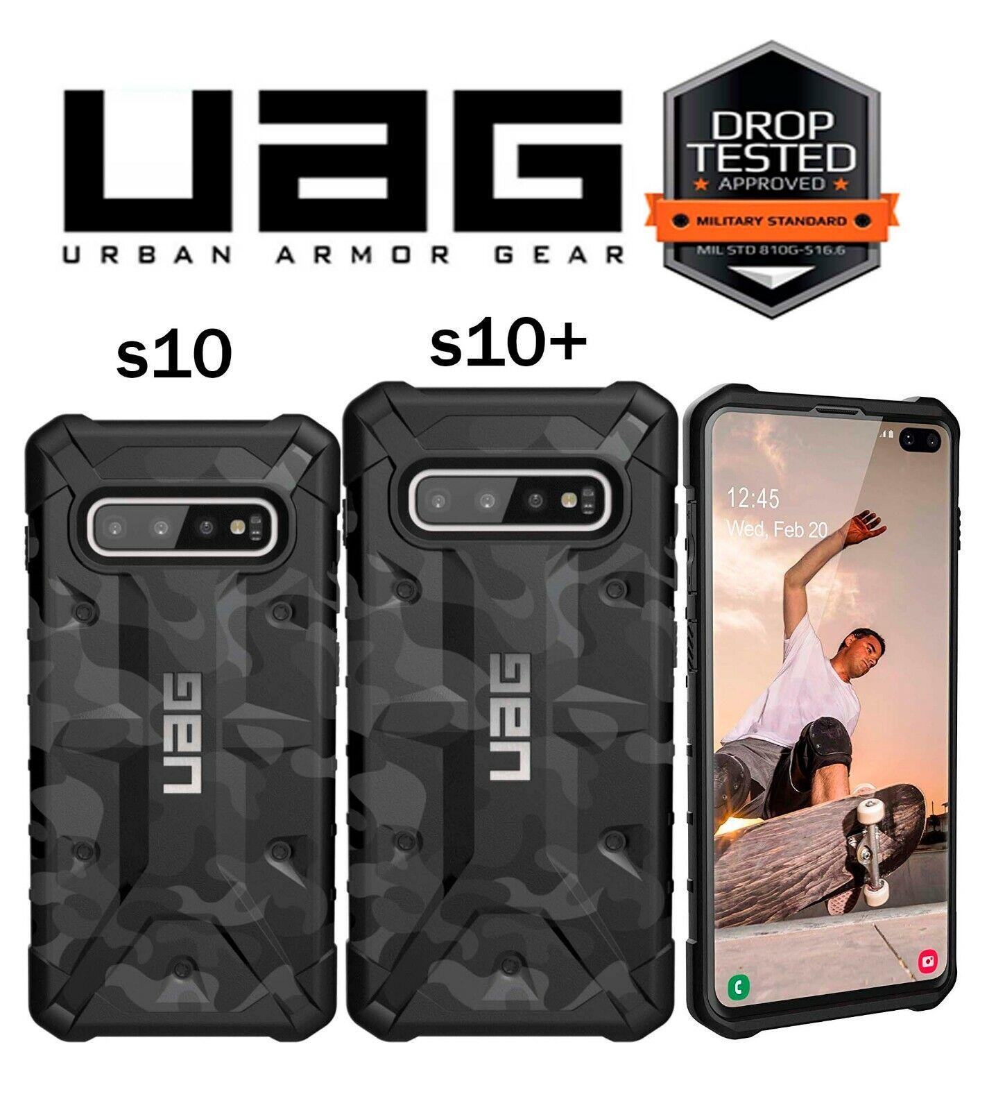 uag galaxy s10 case