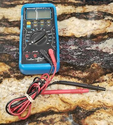 Tektronix Dmm916 Handheld Digital Multimeter