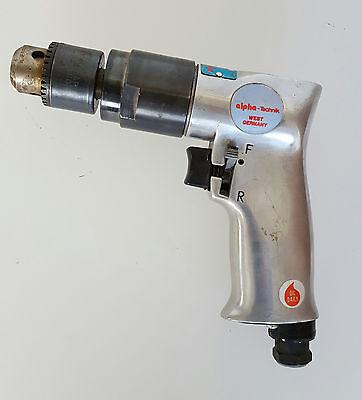 Druckluft Bohrmaschine - Druckluftbohrmaschine mit Rechts-/Linkslauf