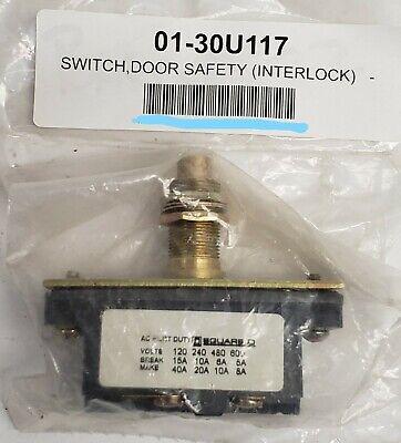 New Bakers Aidhobart 01-30u117 30u117 Rack Oven Switchdoor Safety Interlock