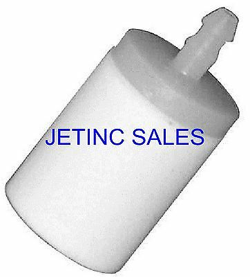 Gas Fuel Filter Fits Husqvarna Partner Pack Of 10 Filters