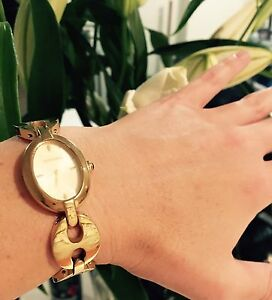 Rodania Swiss watch - gold colour Newcastle Newcastle Area Preview