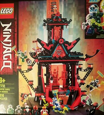 LEGO: 'Ninjago Empire Temple of Madness', (71712).  Brand New & Factory Sealed