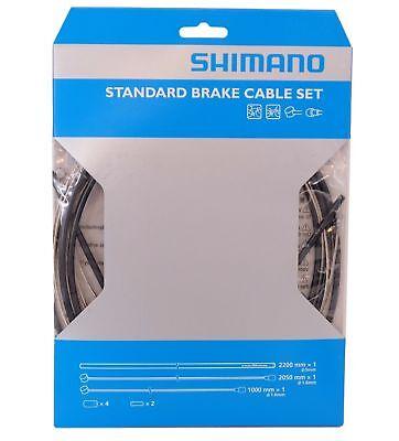 Shimano Estándar Juego de Cable Freno Para MTB & Atb & Bicicleta...