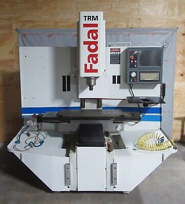 Fadal Trm Vertical Machining Center Eagle Machine