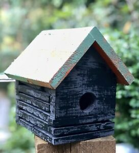 Rundown Bird House