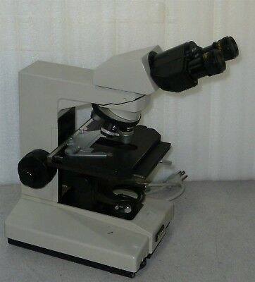 Nikon Labophot Microscope With 4 Objectives