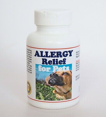 ALLERGY CARE FOR PETS - Natural Supplement for Pet - Made in USA