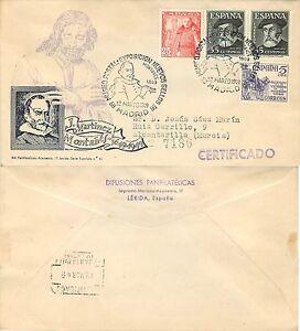 609-Spagna-Annullo-speciale-Juan-Martinez-Montanes-su-busta-12-03-1949