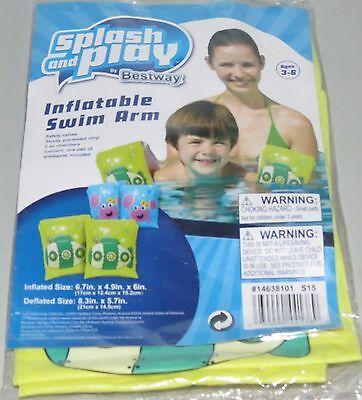 Надувной матрац Splash and Play Inflatable