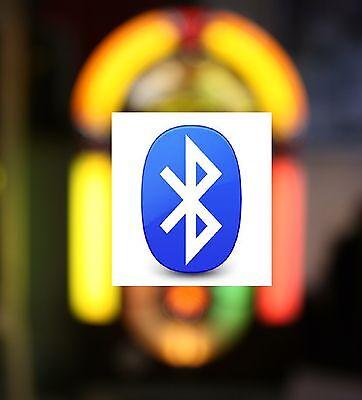 - Wurlitzer iPod Receiver, Wireless Bluetooth OMT 1015, CD/Vinyl Jukebox, Android