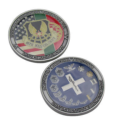 65Th Medi Cal Group Challenge Coin