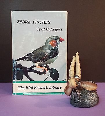 Cyril H Rogers: Zebra Finches/animal care/birds/zebra finches/breeding/HBDJ