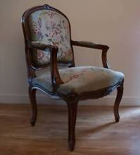 Antique Louis XV Needlepoint Armchair Clifton Beach Cairns City Preview
