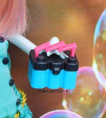 Monster High Frankie's VANITY SET Make Up KIT - Monster High Makeup Set
