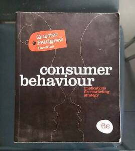 Consumer Behaviour: Implications for Marketing Strategy 6E Riverwood Canterbury Area Preview