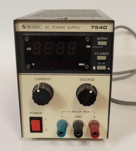 Soar DC Power Supply 7540