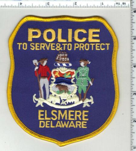 Elsmere Police (Delaware) 3rd Issue Shoulder Patch