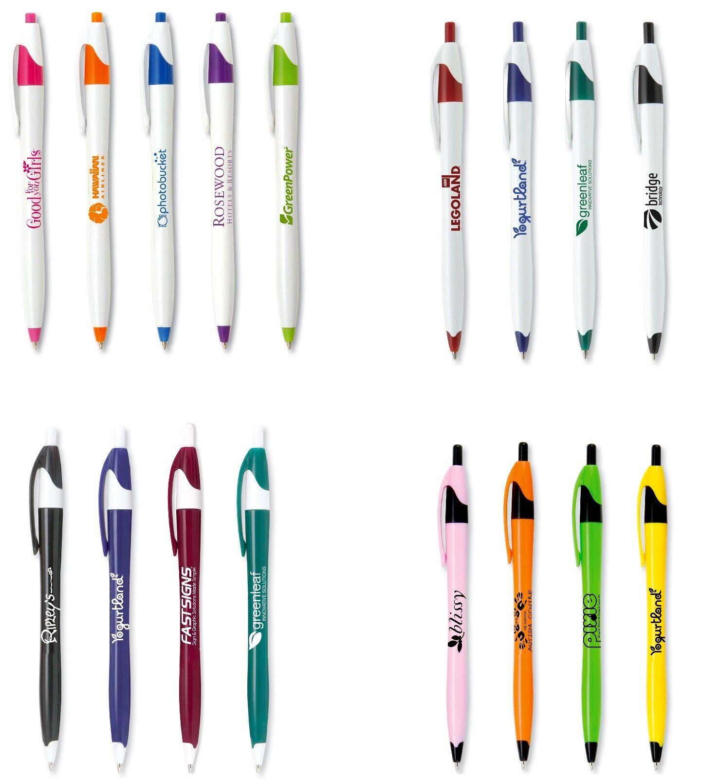 Купить 250 - Promotional Pens - Personalized Custom Imprinted.