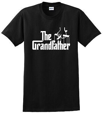 New Grandpa T-shirt (The Grandfather Parody T-Shirt Funny Grandpa God Father's Day Tee Shirt)