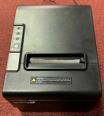 Bematech Lr2000 Pos Thermal Receipt Printer Usb Serial