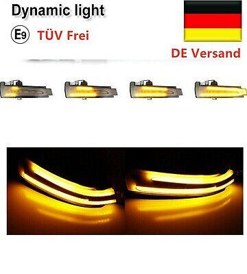 Blinker für Mercedes W204 W176 W246 W212 Dynamisch LED Aussenspiegel Blinker