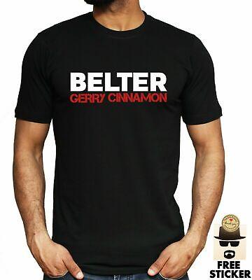 Belter Gerry Cinnamon T shirt Music Concert TRNSMT Festival Tee Unisex Top NEW
