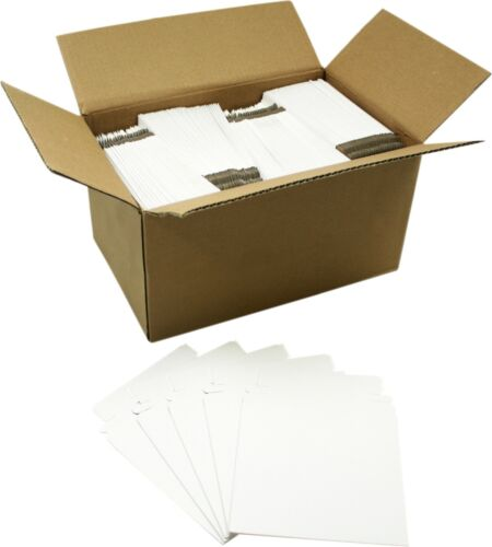"""(200) CD DVD Paperboard Shipping Mailers - Printable Sealable 6"""" x 6"""" - CDBC06PB"""
