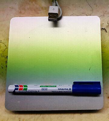 APPLE_A1379_Genuine USB SuperDrive_Portable External Drive CD/DVD Burner_Used