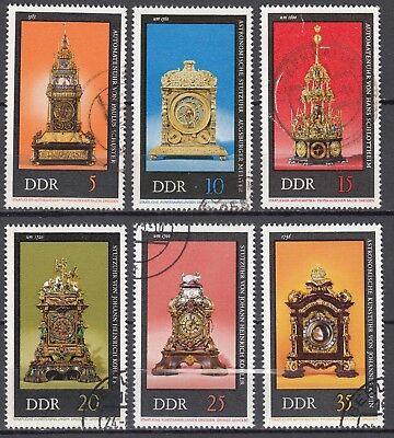 DDR 1975 Mi. Nr. 2055-2060 gestempelt LUXUS!!!