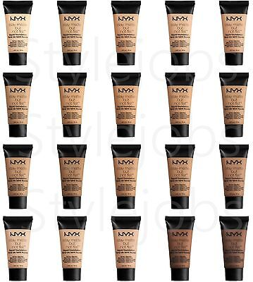 Nyx Stay Matte But Not Flat Liquid Foundation Smf  Pick Your 1 Color