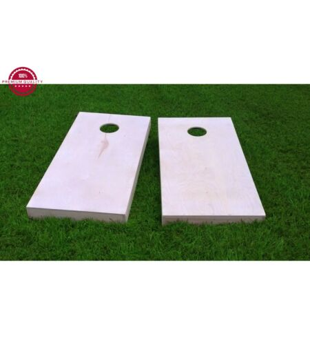 Finished & Non Painted 2x4 Frame Corn Hole Boards | DIY Corn Hole Boards