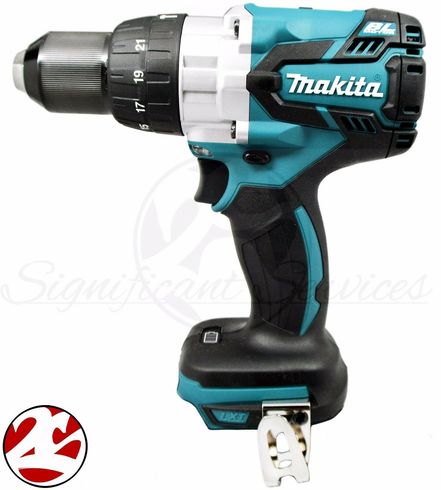makita xph07z 18v lxt lithium ion brushless 1 2 cordless. Black Bedroom Furniture Sets. Home Design Ideas