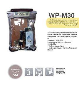 Housse-etanche-Multi-usage-DiCAPac-WP-M30-Etanche-5m