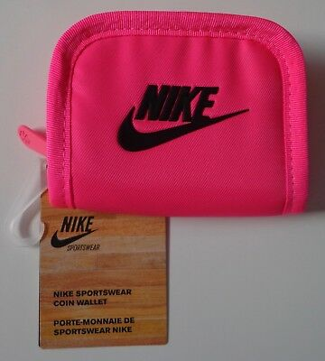 Nike Sportswear Coin Wallet Sporty Pink/Black