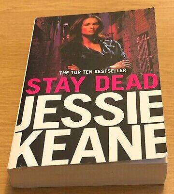 STAY DEAD Jessie Keane Book (Paperback)