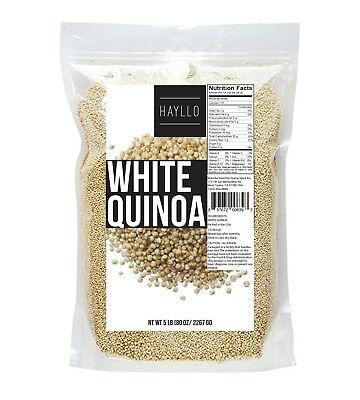 6 Lb 100   Fresh Premium Quinoa Vegan Gluten Free Non Gmo 1 3Day Delivery